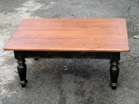 Chestnut Irish Coffee Table