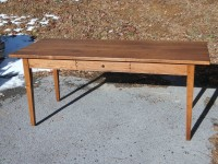 Chestnut Shaker with Drawer