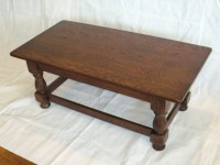 Oak Welsh Tavern Coffee Table