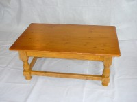 Pine Welsh Tavern Coffee Table