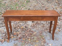 Thick Mild Tiger Notre Dame French Country Server with Drawer