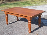 Thick Walnut Irish Immigrant with Drawer