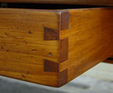 Dove-tailed Drawers